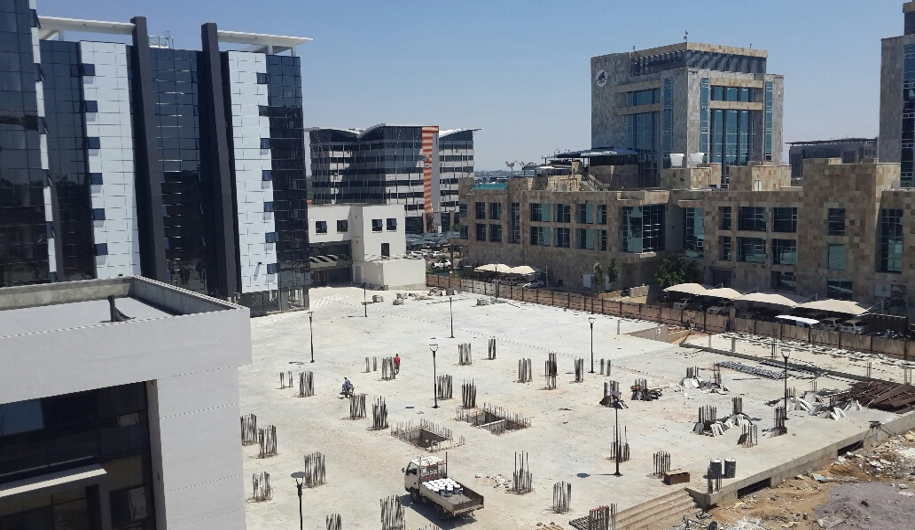 Centre Square - Gaberone, Botswana