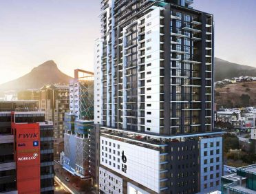 16 On Bree(Cape Town's tallest residential building)