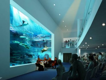 Two Oceans Aquarium Extension