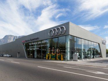Audi Centre, Claremont, Cape Town