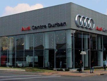 Audi Centre, Druban