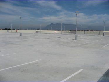 Bayside Centre parking deck, Cape Town