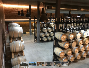 Boekenhoutskloof Wine Cellar, Franchoek, Western Cape