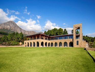 Bottega Wine Estate.  Somerset West, Cape Town.  Xypex Admix C500NF for all retaining walls and below grade structures and construction joints.