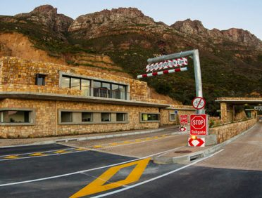 Chapman's Peak Drive Toll Plaza & Offices