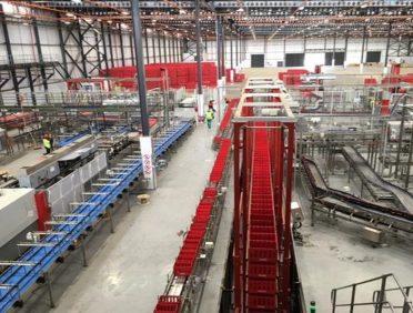 Coca Cola Bottling Plant Maputo