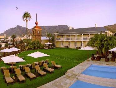 Dock Road Boutique Hotel, V&A Waterfront