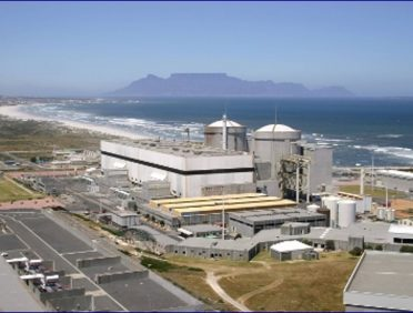 Koeberg Nuclear Power Station, Cape