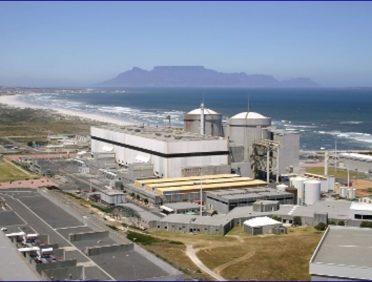 Koeberg Nuclear Power Station, Cape