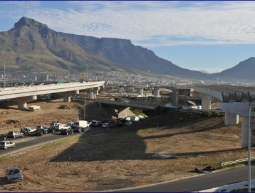 M5 / N1 Koeberg Iterchange. Cape Town. Xypex Concentrate for all construction joints.