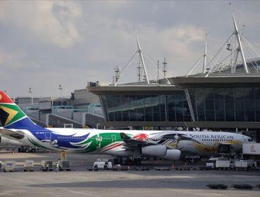 OR Tambo airport, Johannesburg1