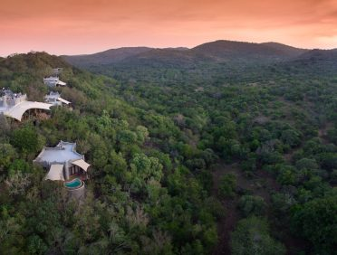 Phinda Mountain Lodge Reservoirs