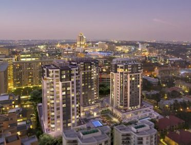 Sandton Skye Towers