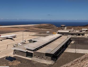 St Helena Airport - St Helena Island
