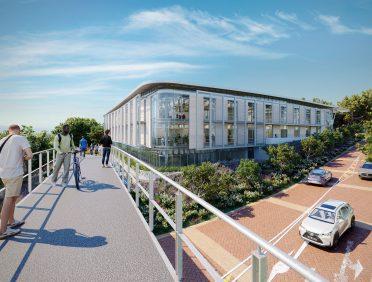 UCT Design School Building