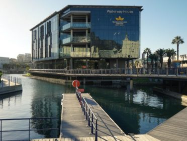 Waterway House, Canal District - Waterfront