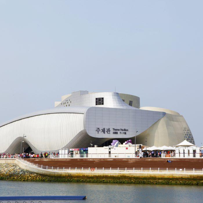 Exhibition Theme Pavillion -South Korea